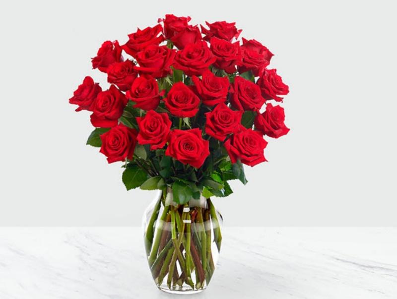Ngủ mơ thấy vợ cắm bình hoa hồng đỏ chốt ngay cặp 23 - 92.